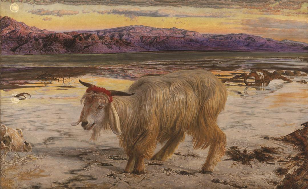 William Holman Hunt - ohvriloom