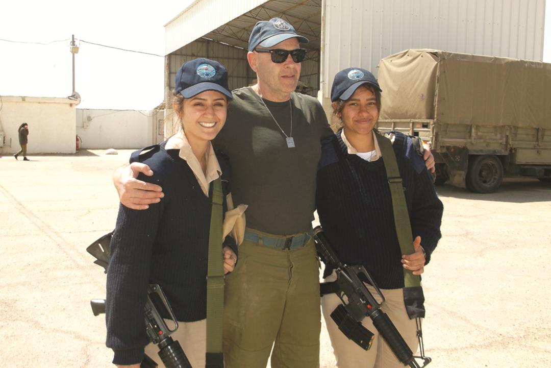 Iisraeli kaitsjad