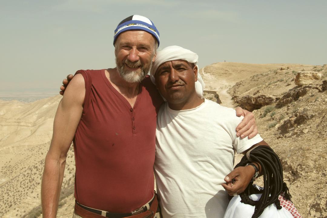 Lahke beduiin Josef