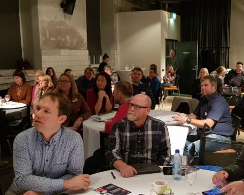 Koguduse rajamise seminar 2019