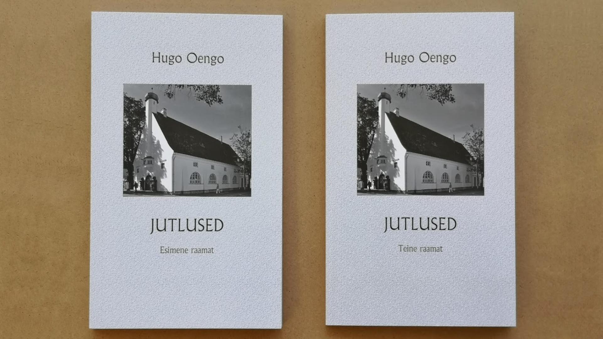 Hugo Oengo jutluste kogu