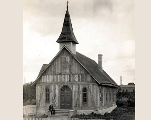 Rakvere koguduse hoone
