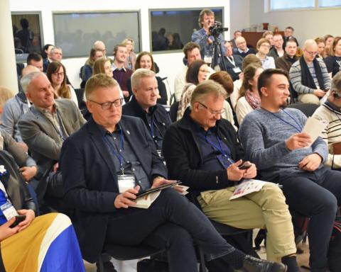 Koguduse kasvu konverents 2020, Foto Ü Tankler