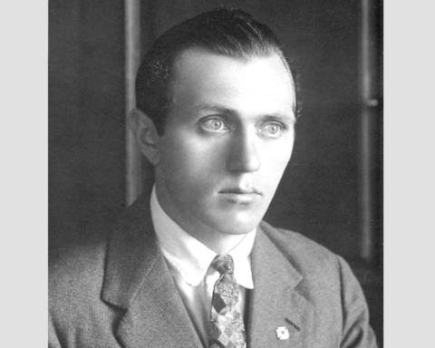 Peeter Häng, aastal 1933